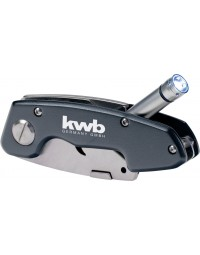 Cutter Professionale 2 lame+led KWB-EINHELL