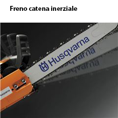 freno catena inerziale
